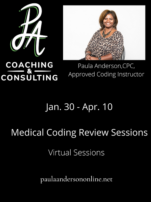 Coding Review Sessions