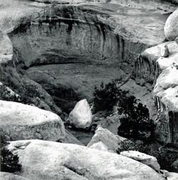 Stone and Hollow, Utah