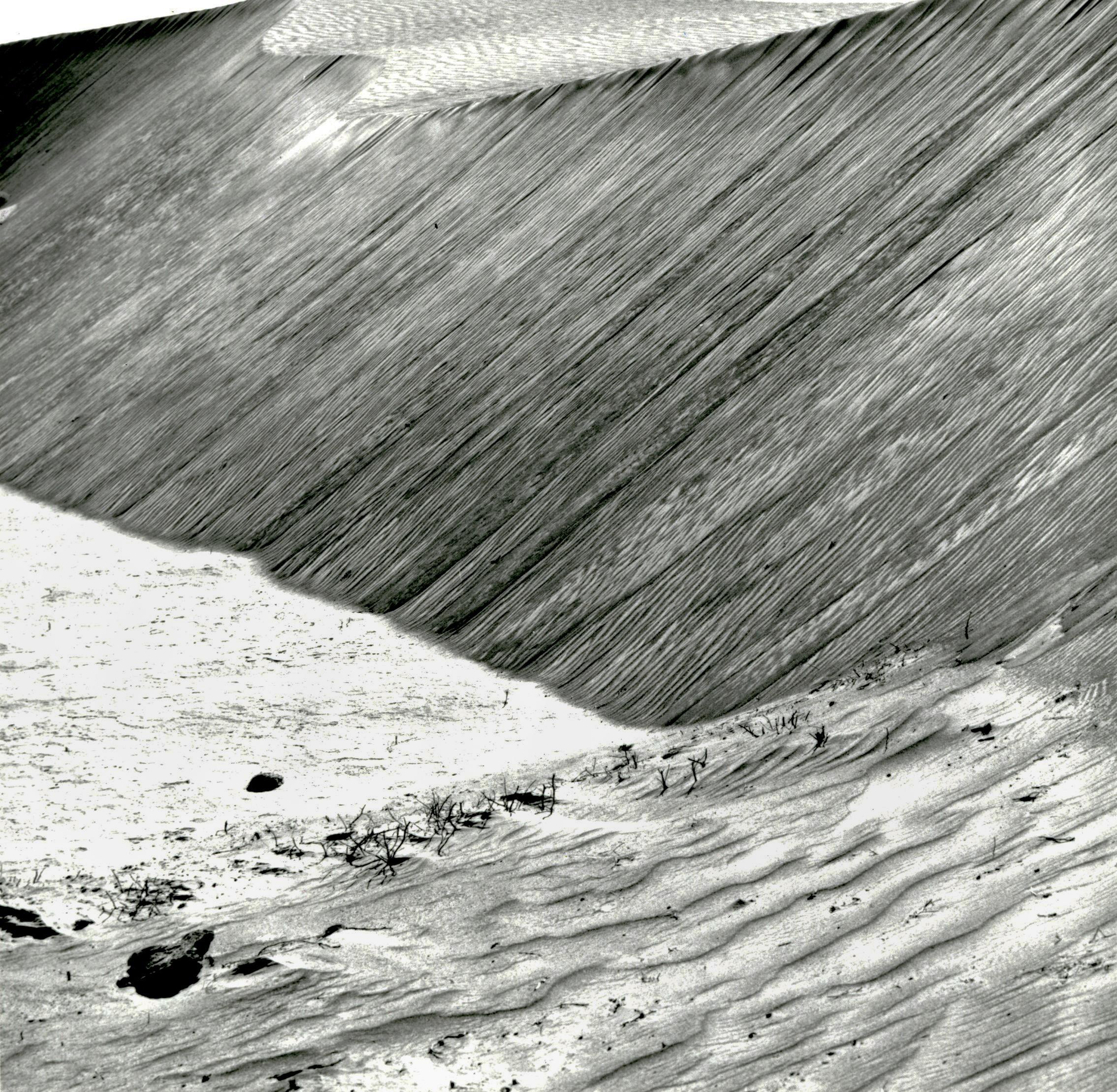 Dunes near Holden, Utah