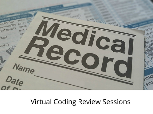 Virtual Coding Review Sessions
