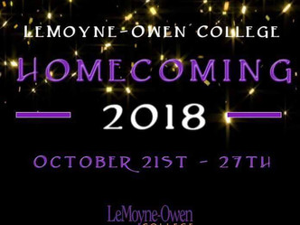 LOC Homecoming is approaching
