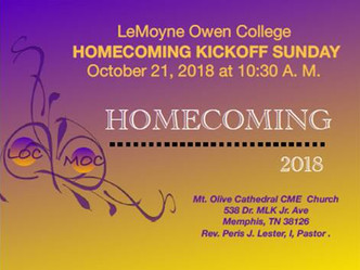 Let's celebrate our Alma Mater