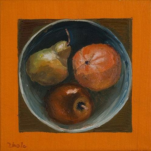 Fruit Artwork - Fruits