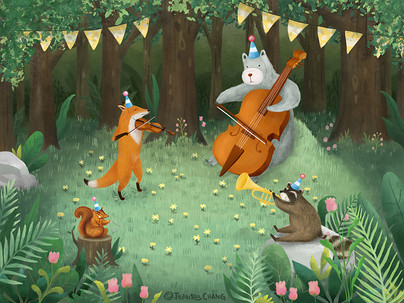 Forest Orchestra
