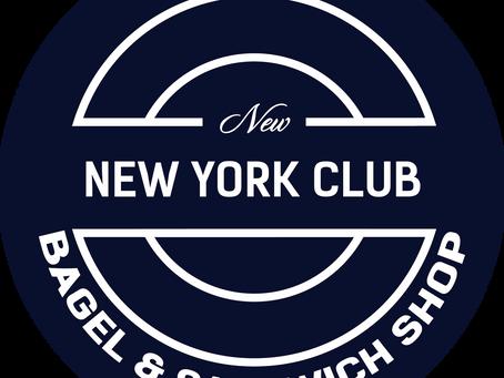 NEW NEW YORK CLUB別注、オリジナルカラーベーグルを販売/FOOTRIP DAY