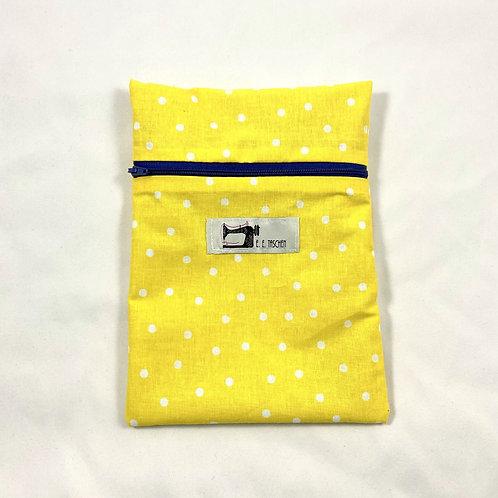 Yellow Polka Dots (XLarge)