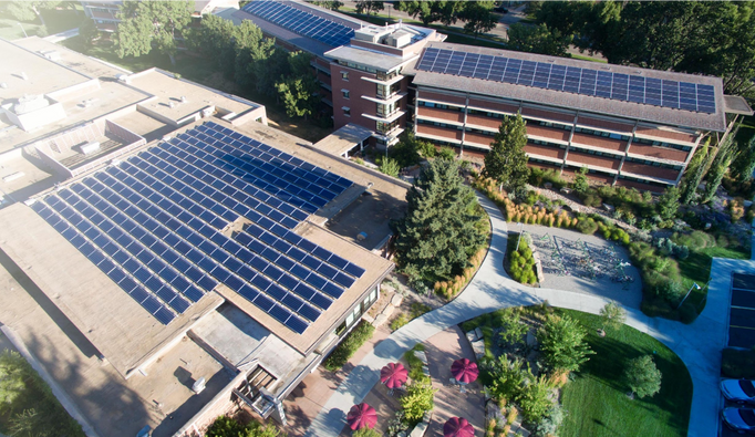 Colorado State University | Parmelee Hall
