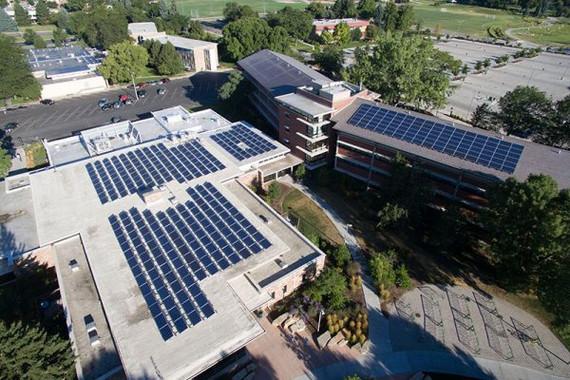 Colorado State University   Braiden Hall