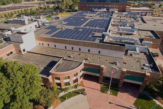 Colorado State University   Veterinary Teaching Hospital