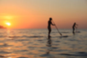 stand up paddle a playa blanca avec oceanride sailing
