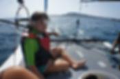 sailing Lanzarote oceanride sailing