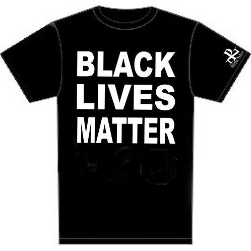 Short Sleeve PN Black Lives Matter Tee