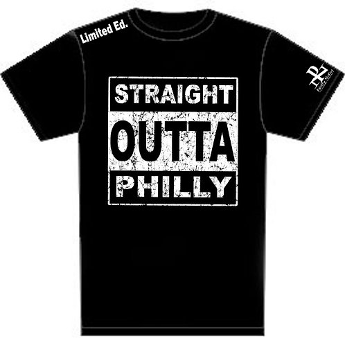 PN Straight Outta PHILLY Tee