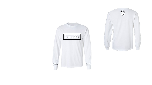 White Simple LongSleeve