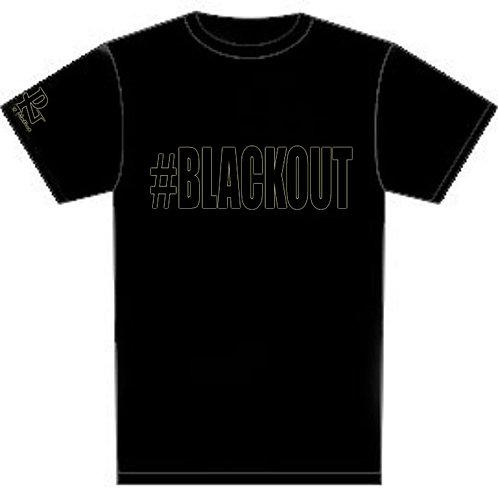 #BLACKOUT TEE