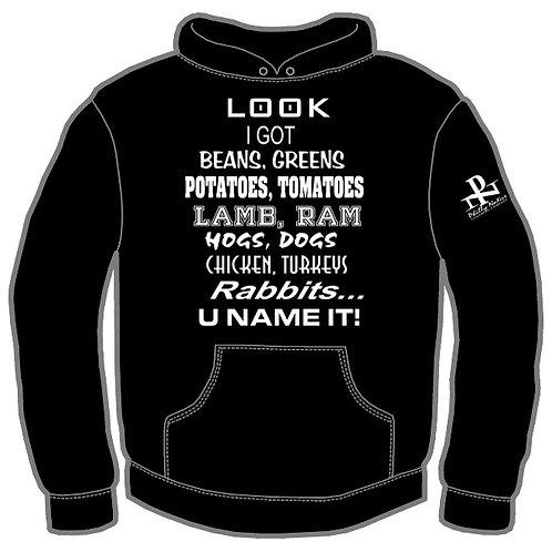 PN U Name It Hoody