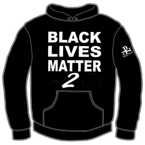 BLACK LIVES MATTER2 Hoody