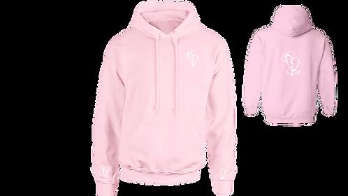 Pink HeartBreak Hoodie