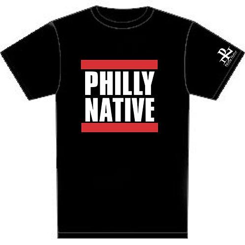 Philly Native Mark of Hip Hop DJ Tee