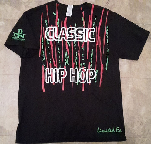 Philly Native Classic Hip Hop Tribe T