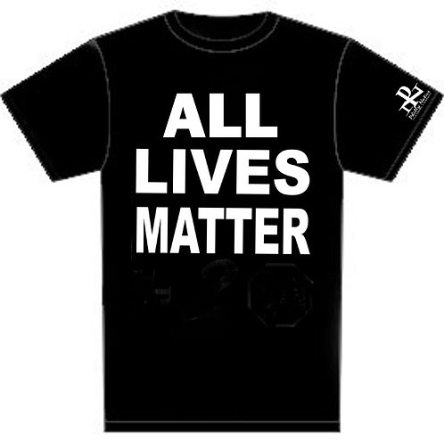 Short Sleeve PN ALL Lives Matter2 Tee