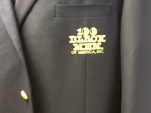 100 Black men Elite Blazer