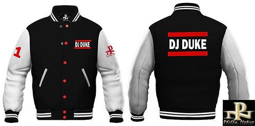 Custom DJ Varsity Jacket