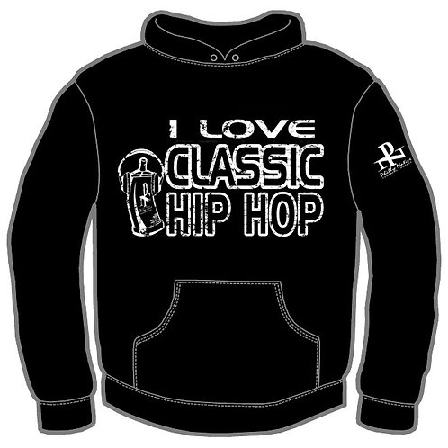 I LUV HIP HOP Hoody