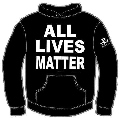 ALL LIVES MATTER Hoody