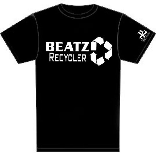 Personalized Beat Recycler DJ Tee