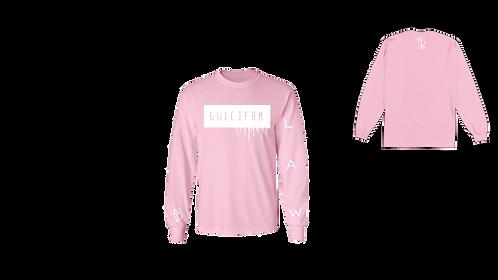 Pink Drippy LongSleeve