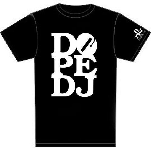 Personalized DOPE DJ Custom Short Sleeve Tee