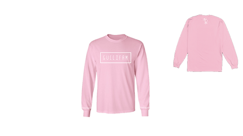 Pink Simple LongSleeve