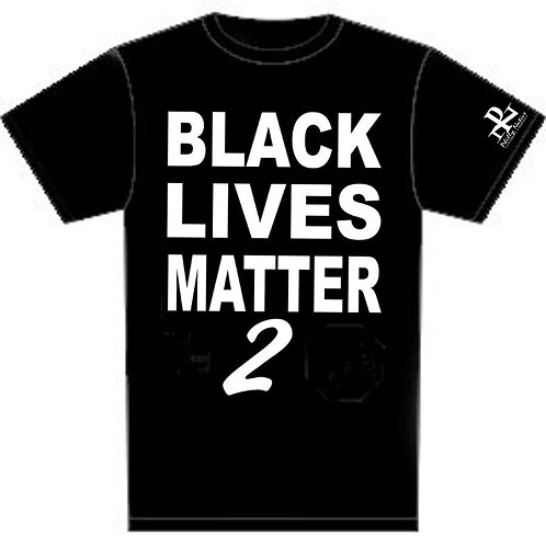 Short Sleeve PN Black Lives Matter2 Tee
