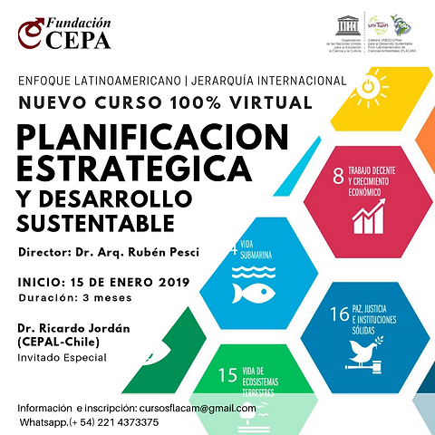 Flyer Curso Virtual Planificacion Estrat