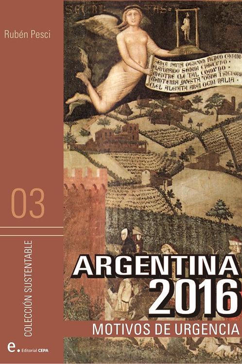 Argentina 2016 - Motivos de urgencia