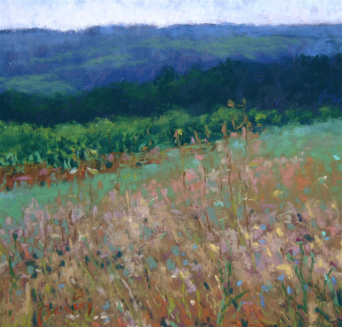 Meadow at Keuka Lake