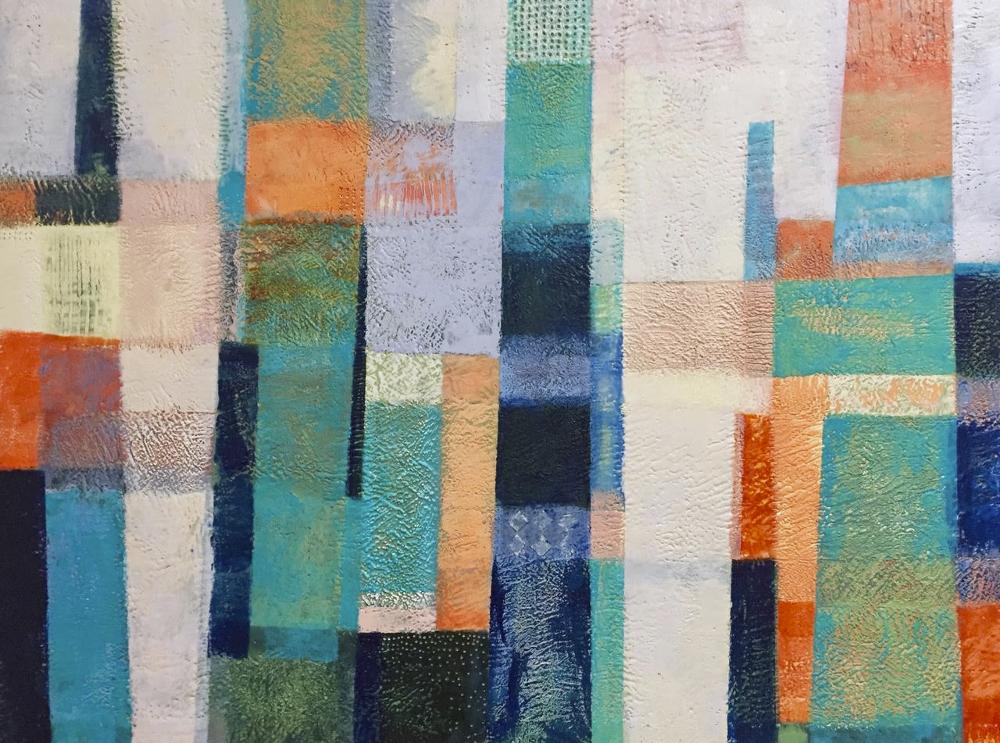 """Architectural Quilt"""