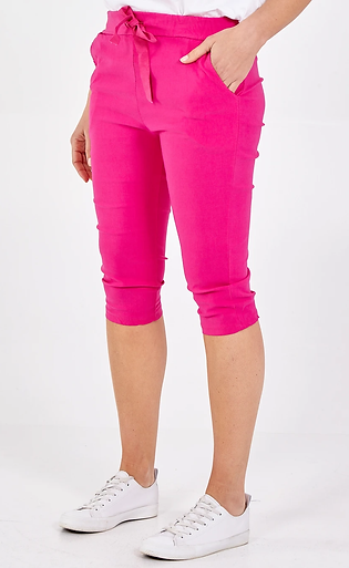 Pink Magic Longer Shorts