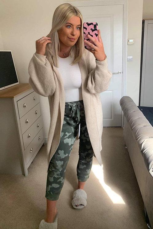 Khaki Mix Camo Magic Pants
