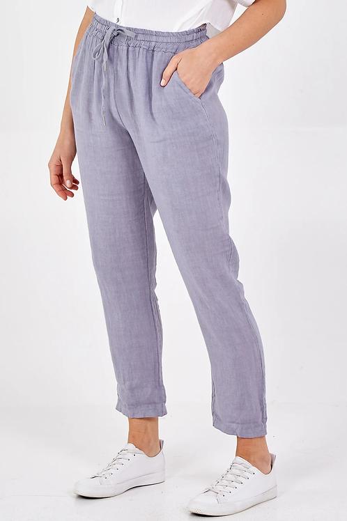 Celine Linen Trousers