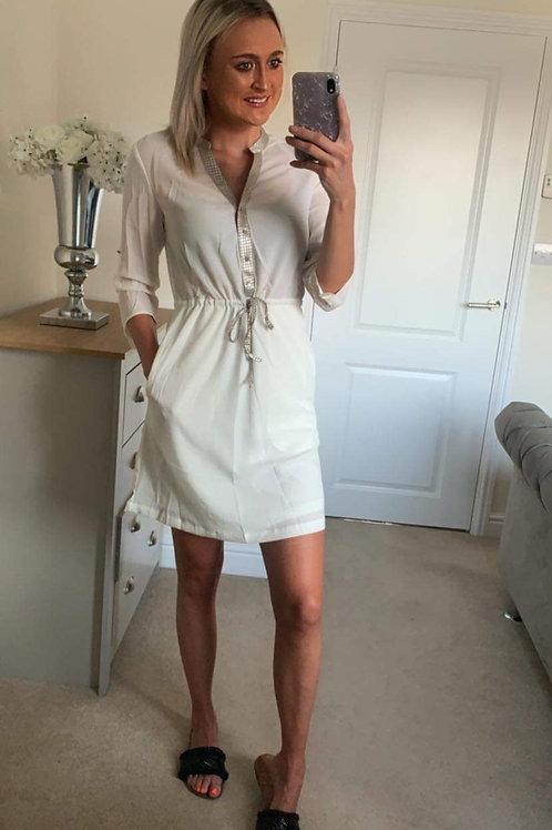 The Santorini Dress