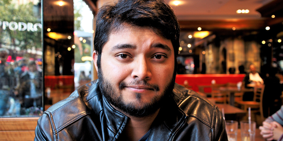 Live Stand-Up Comedy Night Starring Sid Singh