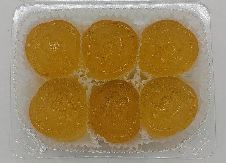 Байкальский мармелад с лимоном