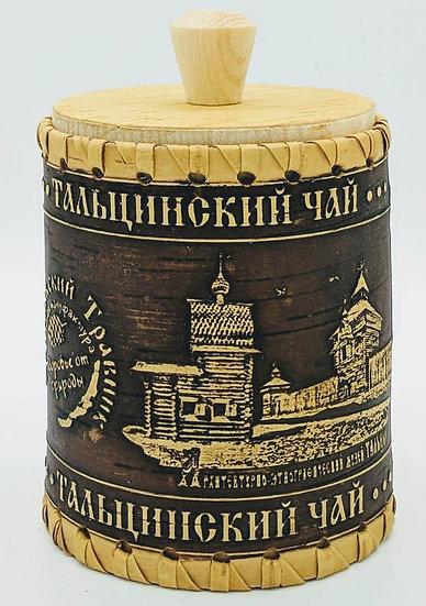 "Туес ""Тальцинский чай"""