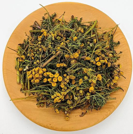 Пижма обыкновенная (трава с цветом)