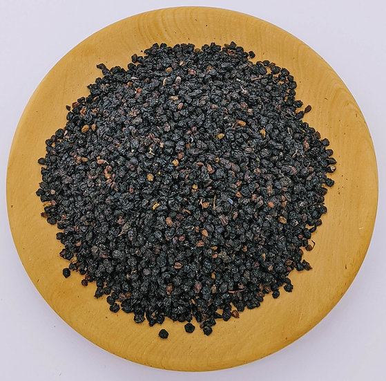 Бузина чёрная (плоды)