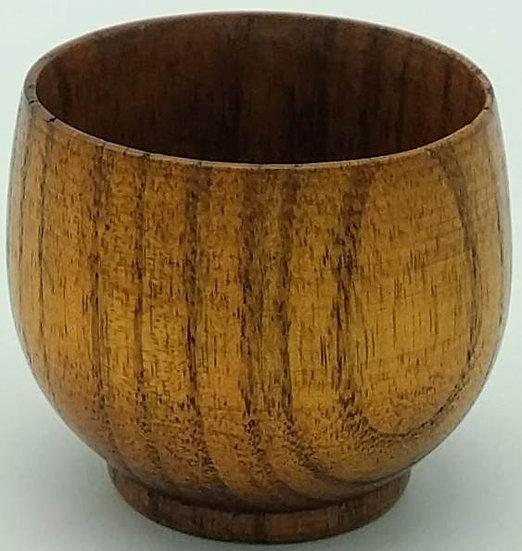 Соусница деревянная