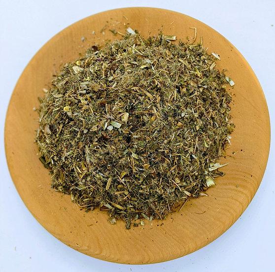 Левзея китайская  (рапонтикум одноцветковый, большеголовник) (трава)
