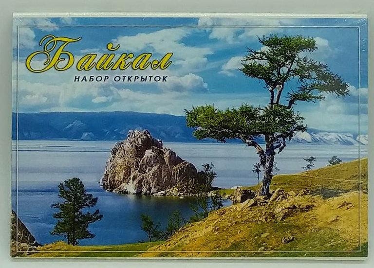 "Набор открыток ""Байкал"" 12 шт"